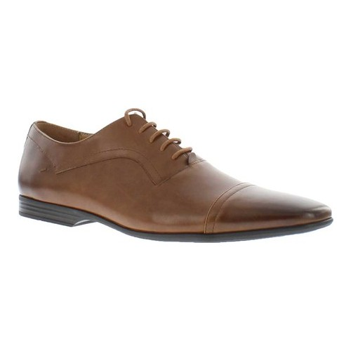 Men's Giorgio Brutini Maurice Lace Up Oxford, Size: 10.5 M, Cognac Polyurethane