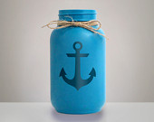 Anchor Mason Jar