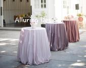 Luxurious Velvet Linens Tablecloth Runner Overlay Wedding Event Party Anniversary Shower Bridal Reception Decor Royal Cake Sweetheart Table