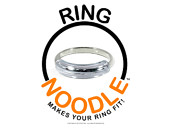 RING NOODLE (3 pack) Ring Size Reducer, Ring Guard, Ring Size Adjuster